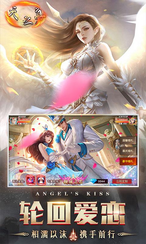 天之痕(魔幻骑士)游戏截图3
