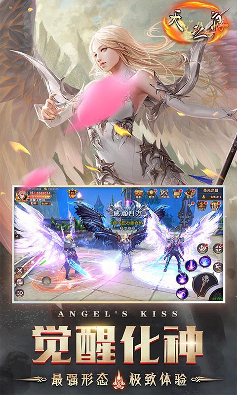天之痕(魔幻骑士)游戏截图4